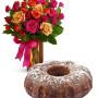 consegna-torta-ciambella-con-roselline