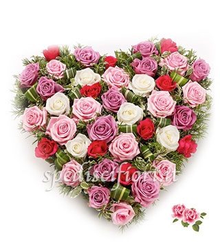 cuore-di-rose-rosa-bianche