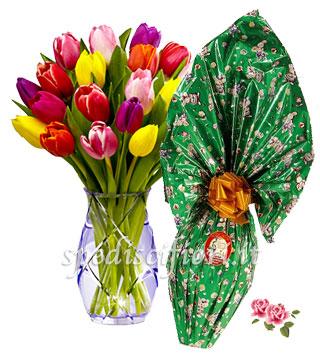 bouquet-di-tulipani-colorati-con-uovo-di-pasqua