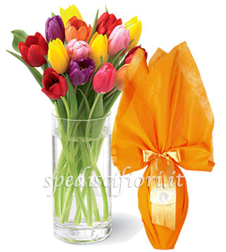 bouquet-di-tulipani-colorati-con-uovo