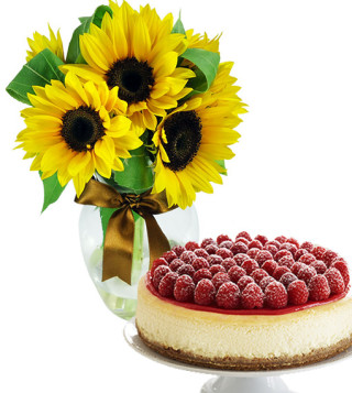 cheesecake-co-bouquet-di-girasoli