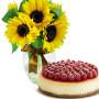 cheesecake-co-bouquet-di-girasoli