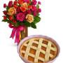 consegna-torta-crostata-con-roselline