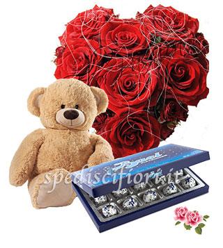 piccolo-cuore-rose-rosse-baci-perugina-orsacchiotto