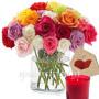 bouquet-di-rose-miste-con-candela-e-bigliettino