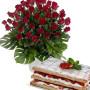 mille-foglie-con-bouquet-di-50-rose-rosse